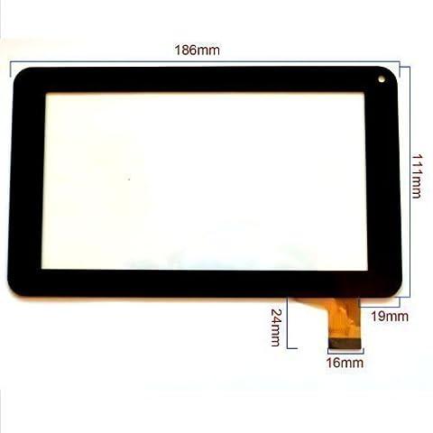Ecran de Rechange 7 Pouces Ecran Tactile Pour For Tablette Lenco CoolTab-72 Android GB