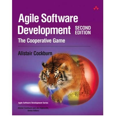 [ { Agile Software Development: The Cooperative Game } ] BY ( Author ) Oct-2006 [ Paperback ]