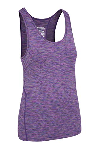 Mountain Warehouse Samaya II IsoCool Dynamic Womens Singlet Violet