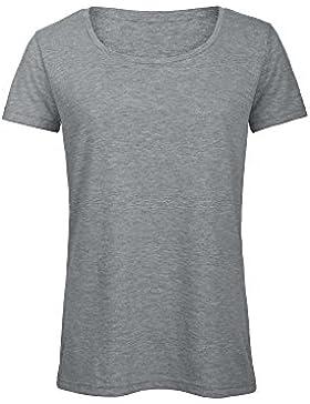 B&C - Favourite - Maglietta a maniche corte in misto cotone - Donna
