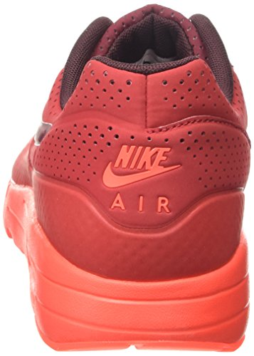 Nike Air Max 1 Ultra Moire Herren Sneakerss Rot (Gym Red/Team Red-Unvrsty Red)