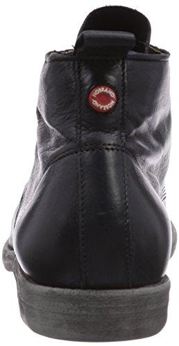 Nobrand Hawthorn, Bottes Chukka Homme Noir (Black)