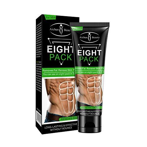 Hot Cream Cellulite-Behandlung, Fettverbrennungscreme - Bauch für Frauen und Männer Cellulite-Entfernungscreme Fatburner Weight Loss Slimming-Cremes für Bauch, Arme und Oberschenkel. (Ai Chun)