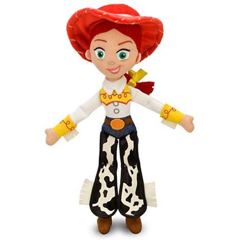 Jessie Plush - Toy Story - Mini Bean Bag 11''