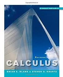 Calculus Single Variable 2E