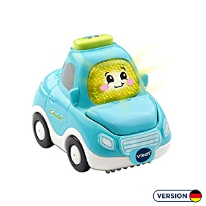 VTech Tut Tut Baby Flitzer 80-514104 vehículo de Juguete - Vehículos de Juguete (Azul, Blanco, Coche, De plástico, 1 año(s), 5 año(s), Niño/niña)