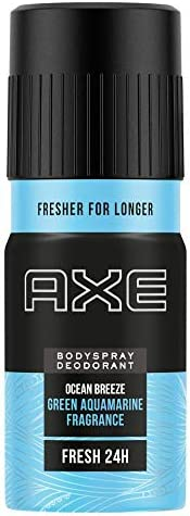 Axe Recharge Ocean Breeze Long Lasting Deodorant For Men 150 ml