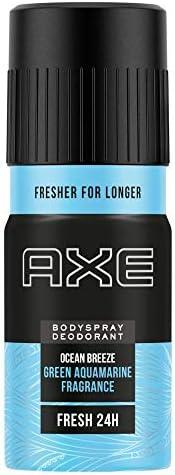 Axe Recharge Ocean Breeze Long Lasting Deodorant Bodyspray For Men 150 ml