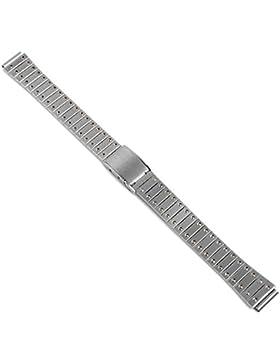 Edelstahlarmband Uhrenarmband Uhrband Ersatzband Edelstahl Ersatzarmband Armband 12mm 823020000912