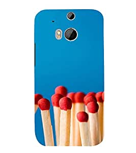 PrintVisa Cool Girl 3D Hard Polycarbonate Designer Back Case Cover for HTC One M8