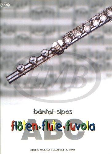 Floten-ABC Flûte Traversiere