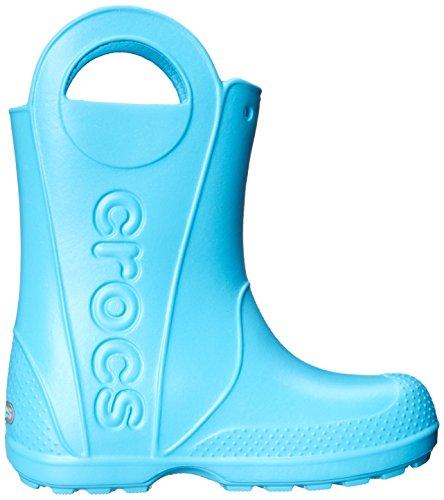 Crocs Handle It Sea Life K, Bottes Classiques mixte enfant Bleu (Electric Blue)