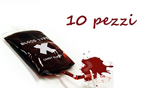 Blood Candy - set da 10 pezzi