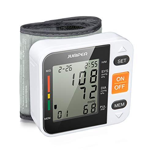 Jumper Monitor Automático Presión arterial Muñeca