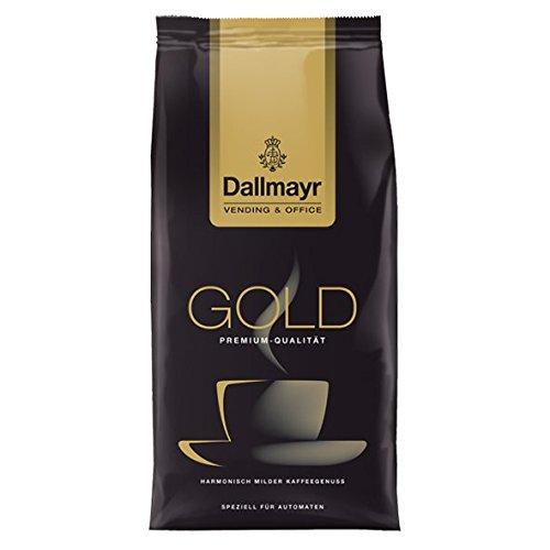 Dallmayr Vending & Office Gold Spezial, gemahlen, 500g, 1er Pack
