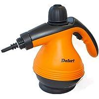 Defort Dampfreiniger DSC-1200 1200 W 3 bar Druck inklusive Reinigungszubehör