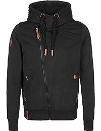 Naketano Male Zipped Jacket Hüter der Pflaumen VI