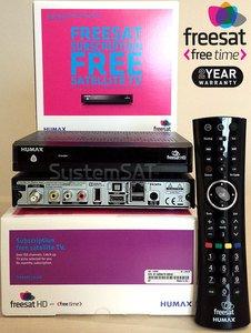 Humax HB-1000S Freesat HD box review