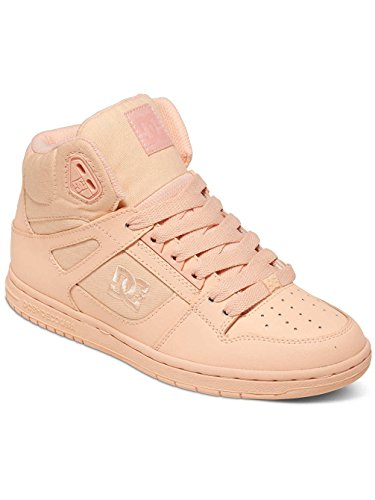 Pour Montantes Multi Shoes High Couleurs DC Chaussures Femme Cream Peach 302164 Rebound wIXqWUO6p