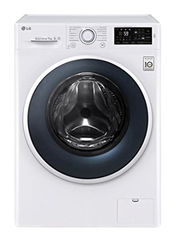 LG F14WM7EN0 freestanding Front-Load 7kg 1400RPM A+++ White � Washing Machine (Independent, Front Loading, White, Rotary, Touch, Cold, Hot, 7 kg)