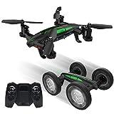 VLOXO droni, modalità Drone Land e Air Dual,Volo Hover Drone ad Alta Quota,...
