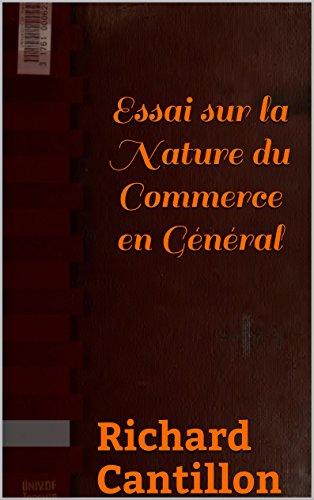 Essai sur la Nature du Commerce en général