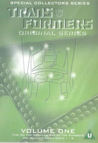 Transformers - The Original Series: Volume 1 [DVD]