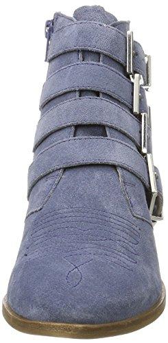 Bronx Bx 1264 Btexx, Stivali da Cowboy Donna Blau (JEANS BLUE)