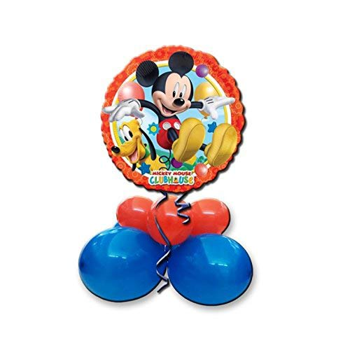 Mickey Mouse Ballons Mickey Mouse Folie ()