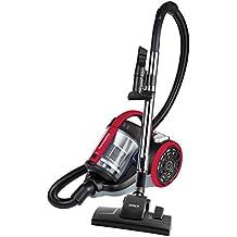 Polti Forzaspira C110_Plus - Aspirador ciclónico sin bolsa, 800 W, color rojo