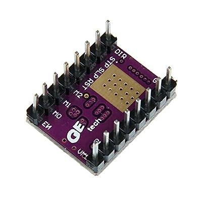 PIXNOR 5Stk StepStick 4-Lagen DRV8825 Stepper Motor Driver Modul für 3D-Drucker Reprap RP A4988