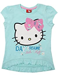 Hello Kitty Girl's Day Dreamer-Kids T-Mint Track Jackets