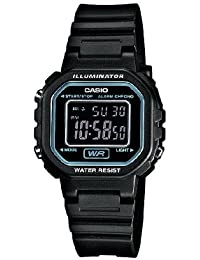 Casio Collection Damen-Armbanduhr Digital Quarz LA-20WH-1BEF