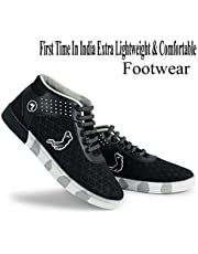 Bersache Casual Lace Up Sneakers for Men (3135)