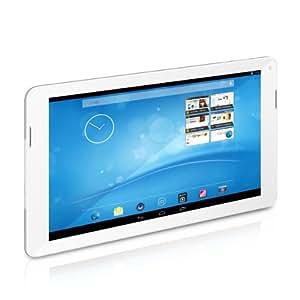 TrekStor SurfTab xintron i 10.1 Fan Edition (10.1'' Android-Tablet mit Intel Atom Z2580 processeur, 2 GHz, 16 Go, 1 Go RAM) Blanc