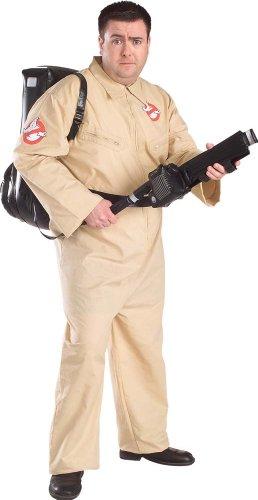 Imagen de vegaoo  disfraz de cazafantasma para hombre, talla xxl 17387plus  alternativa