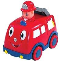 Beeboo Baby Press & Go Feuerwehr mit Licht & Sound Sonstige Motorikspielzeug