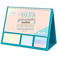 Mr. Wonderful - Calendario de sobremesa línea rota 2019