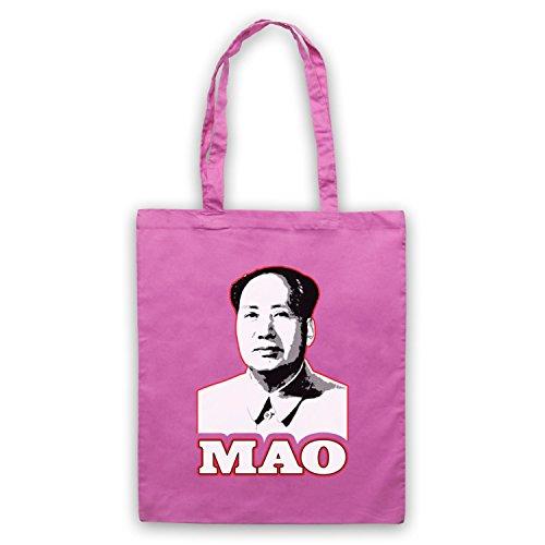 Borse A Tracolla Retrò Mao Chairman Rosa