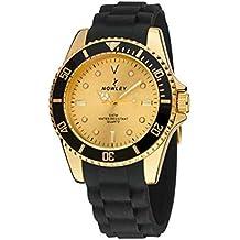 Reloj NOWLEY Caballero con Correa de Silicona Negro 8-5287-0-3