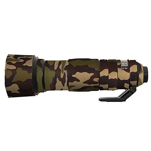 Selens 200-500mm F5.6 VR Gummi Kamera Objektiv Tarnung Schutzmantel für Nikon Camo Camouflage Grün