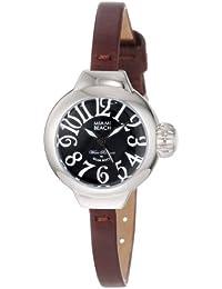 Glam Rock MBD27065 - Reloj de Pulsera Mujer, Color Marrón