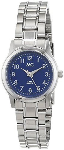 MC Timetrend Damen-Armbanduhr komplett Edelstahl Analog Quarz 51220