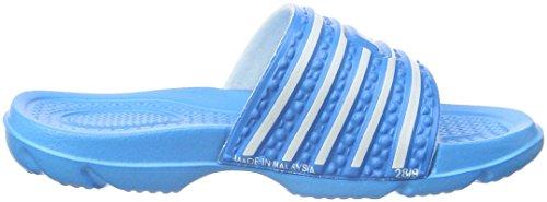 Jako Jakolette II - Ciabatte da doccia e da mare bambino Blu (Blau/Weiss)