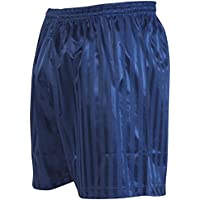Precision Training A Righe Continental Pantaloncini, colore: blu Navy, Navy, 22-24/152