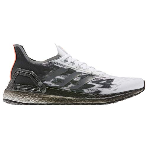 adidas Ultraboost PB Scarpa da Corsa Running Jogging su Strada o Sterrato Leggero con Appoggio Neutro per Uomo Bianco Multi 43 1/3 EU