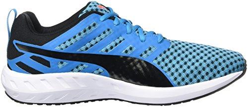 Scarpe Corsa 01 Blau atomica Concorrenza Scoppio nero Puma Uomo Blu Bagliore Da rosso bianco O66ESx