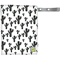 Itzy Ritzy – Happen de viaje – Bolsa mojada – Cactus Crew – tamaño mediano