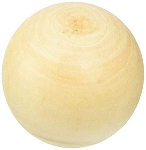 New Image Group Wood Turning Shapes Value Pack, 1-1/4-Inch, 10 Per Package