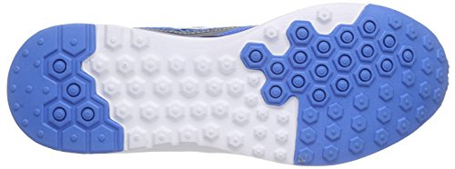 Lotto - Speedride Iv, Scarpe da corsa Uomo Blu (Blau (BLU MOO/WHT))